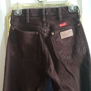 Vintage women's WRANGLER's excellent condition